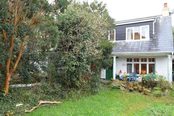 3 Bedrooms Detached House for sale in Mevagissey, Cornwall, PL26 6RX