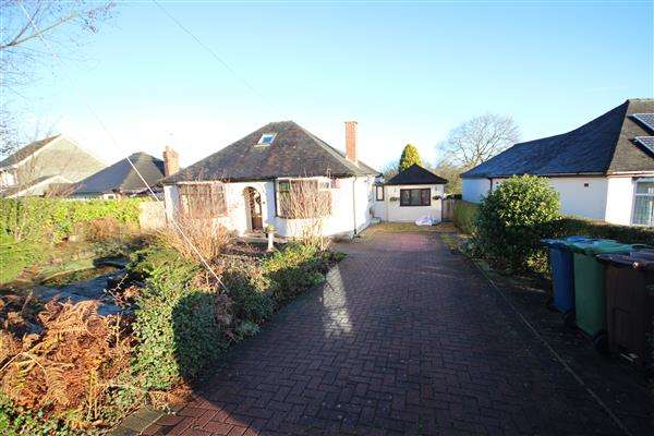 4 Bedrooms Bungalow for sale in Birkholme Drive, Stoke-on-Trent