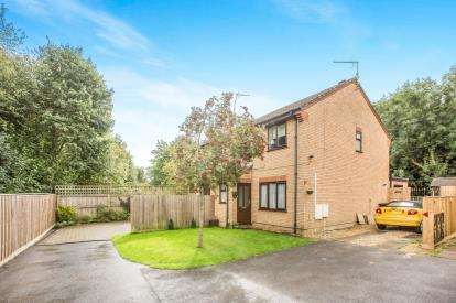 3 Bedrooms Semi Detached House for sale in Sheen Close, Grange Park, Swindon, Wiltshire
