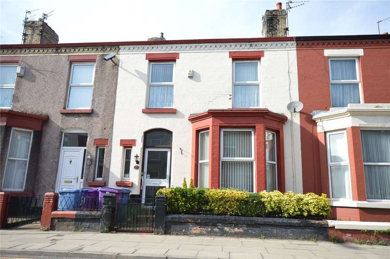 4 Bedrooms Terraced House for sale in Gainsborough Road, Wavertree, Liverpool, L15
