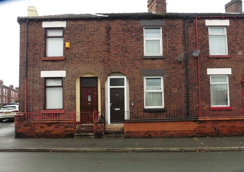 2 Bedrooms End Of Terrace House for sale in Nutgrove Road, St. Helens, WA9