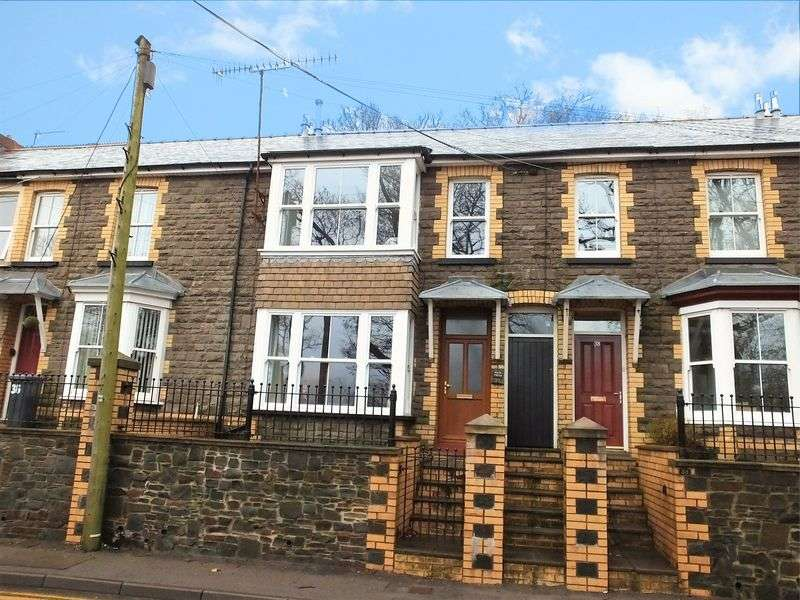4 Bedrooms Terraced House for sale in Cwmavon Road, Pontypool