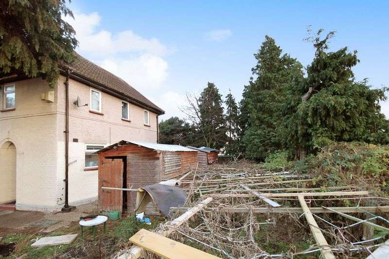 3 Bedrooms Terraced House for sale in Brindley Way, Southall