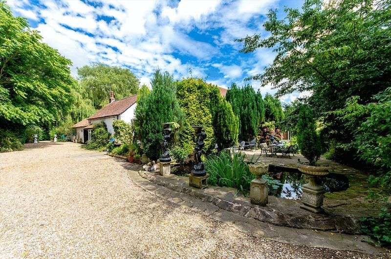 5 Bedrooms Detached House for sale in Cumberworth, Near Alford