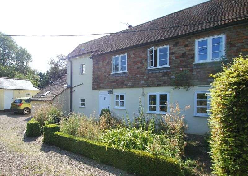 4 Bedrooms Semi Detached House for sale in Stowting Common