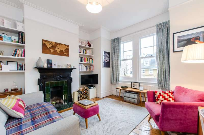 2 Bedrooms Flat for sale in Liberty Street, Oval, SW9