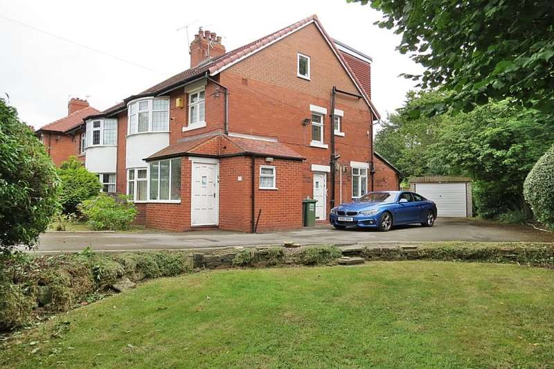 5 Bedrooms Semi Detached House for sale in Primley Park Crescent, Leeds, LS17