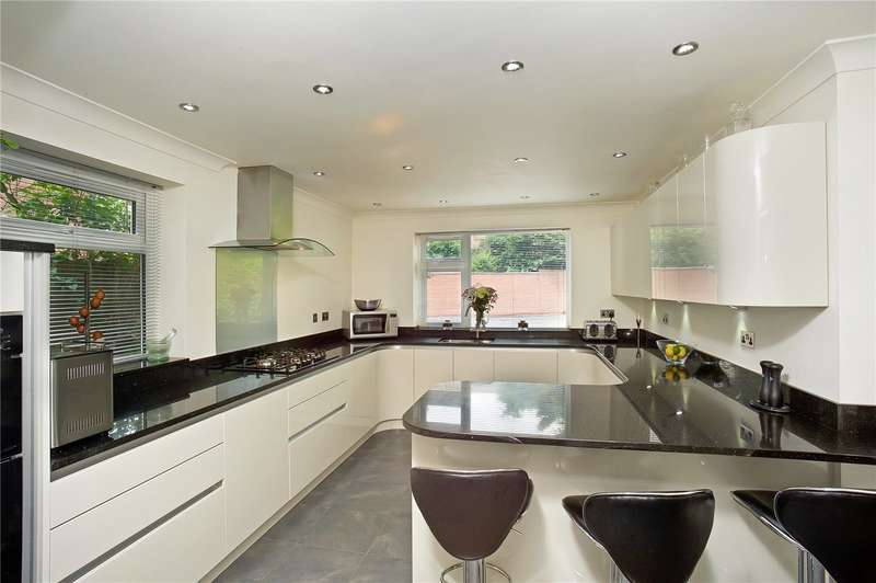 4 Bedrooms Detached House for sale in Mansions Close, Bishops Itchington, Southam, Warwickshire, CV47