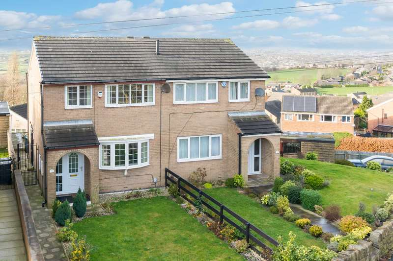 3 Bedrooms Semi Detached House for sale in Brewerton Lane, Dewsbury