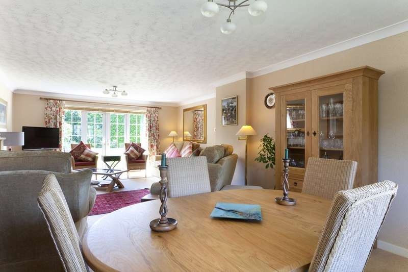 4 Bedrooms Detached House for sale in Grasmere Gardens, Horsham