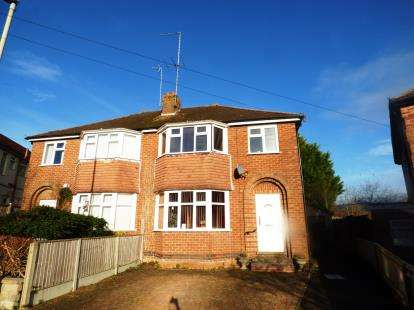 3 Bedrooms Semi Detached House for sale in Welland Lodge Road, Cheltenham, Gloucestershire