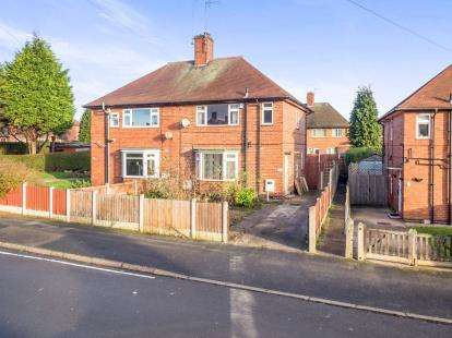3 Bedrooms Semi Detached House for sale in Woodfield Road, Nottingham, Nottinghamshire
