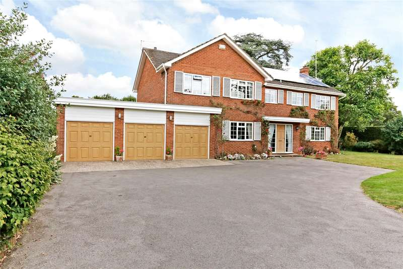 6 Bedrooms Detached House for sale in Coldmoorholme Lane, Bourne End, Buckinghamshire, SL8