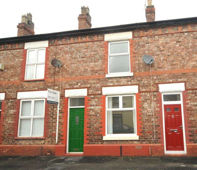 2 Bedrooms House for sale in Cumberland Street, Latchford, Warrington