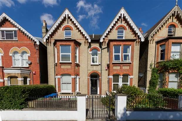 2 Bedrooms Flat for sale in Marmora Road, East Dulwich