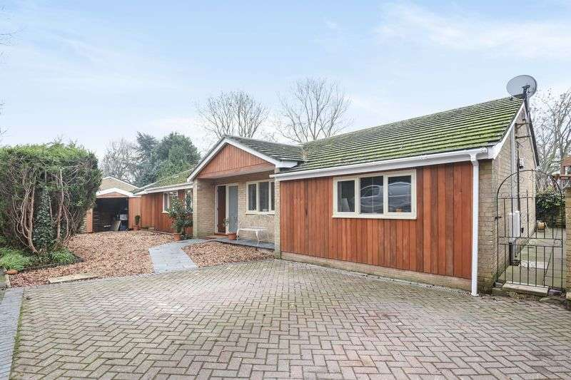 4 Bedrooms Detached House for sale in Horspath