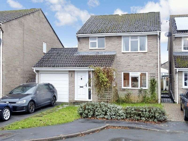 3 Bedrooms Detached House for sale in Little Parks, Holt, Trowbridge