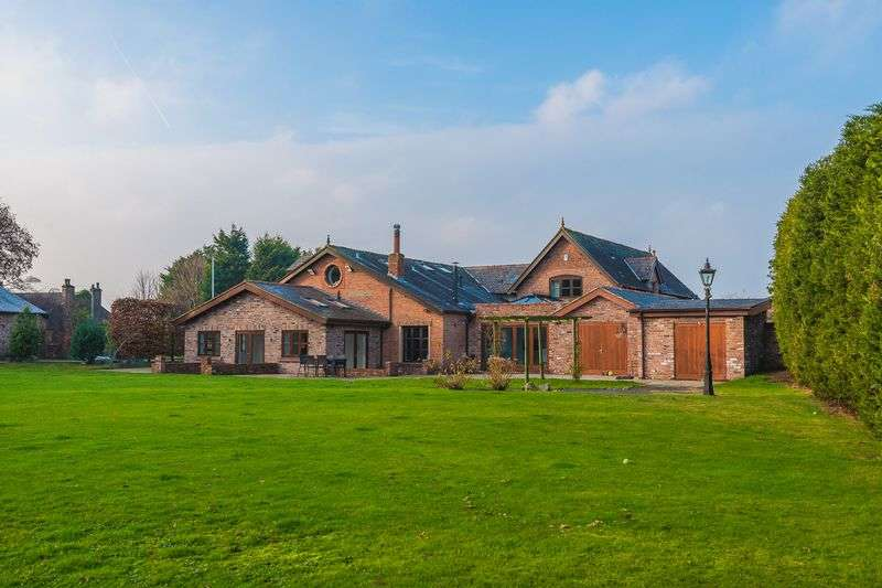 4 Bedrooms Detached House for sale in Halsall Road, Halsall