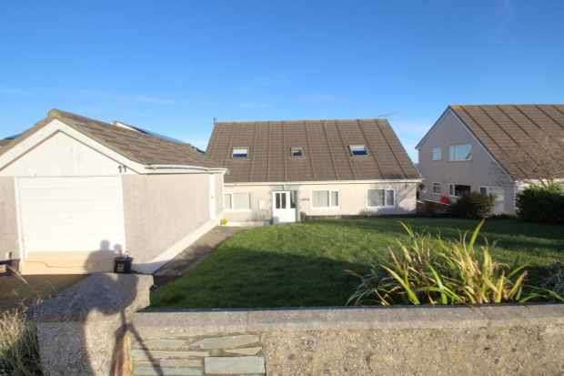 5 Bedrooms Bungalow for sale in Bryngwyn, Cardigan, Dyfed, SA43 3DT