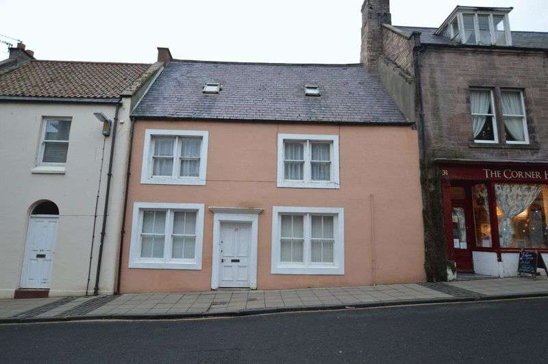 1 Bedroom Flat for sale in Church Street, Berwick-Upon-Tweed
