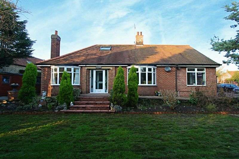 4 Bedrooms Detached Bungalow for sale in First Lane, South Cave