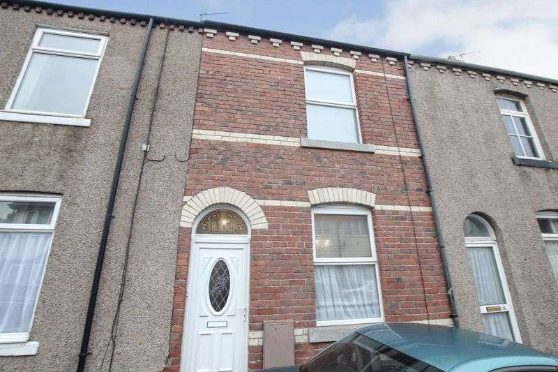 2 Bedrooms Terraced House for sale in Herschell Street, Redcar