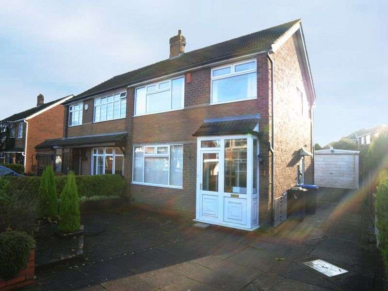 3 Bedrooms Semi Detached House for sale in Toll Bar Road, Werrington, Stoke-On-Trent, ST9 0JG