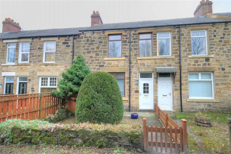3 Bedrooms Terraced House for sale in St. Aidans Crescent, Annfield Plain, Stanley, DH9