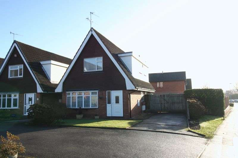 2 Bedrooms Detached House for sale in KINGSWINFORD, Charterfield Drive