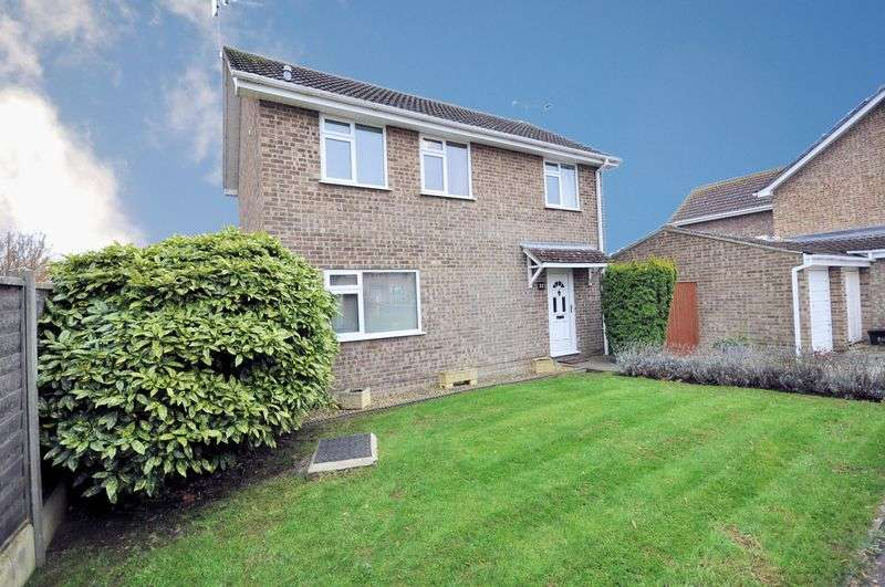 3 Bedrooms Detached House for sale in Bridge Avenue, Trowbridge