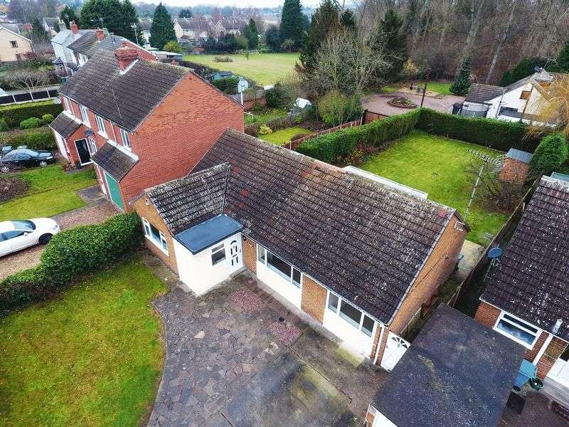 3 Bedrooms Detached Bungalow for sale in Retford Road, Blyth, Worksop