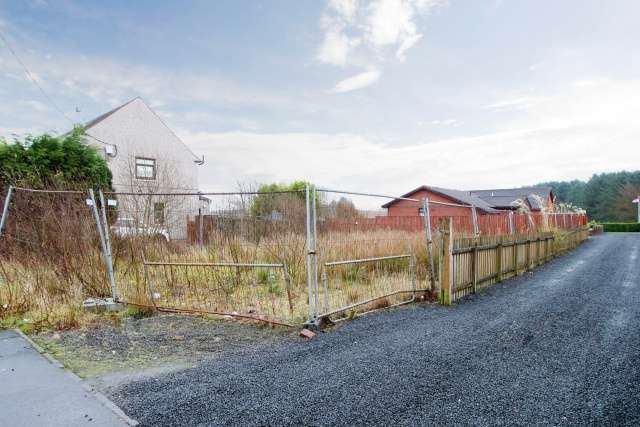 Land Commercial for sale in Princess Street, California, Falkirk, Forth Valley & The Trossachs, FK1 2BX