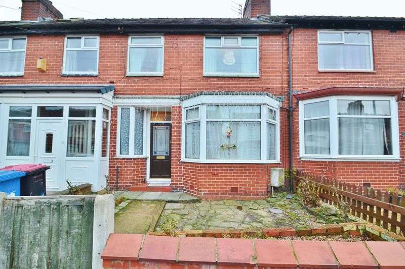 3 Bedrooms Terraced House for sale in Winchester Road, Salford