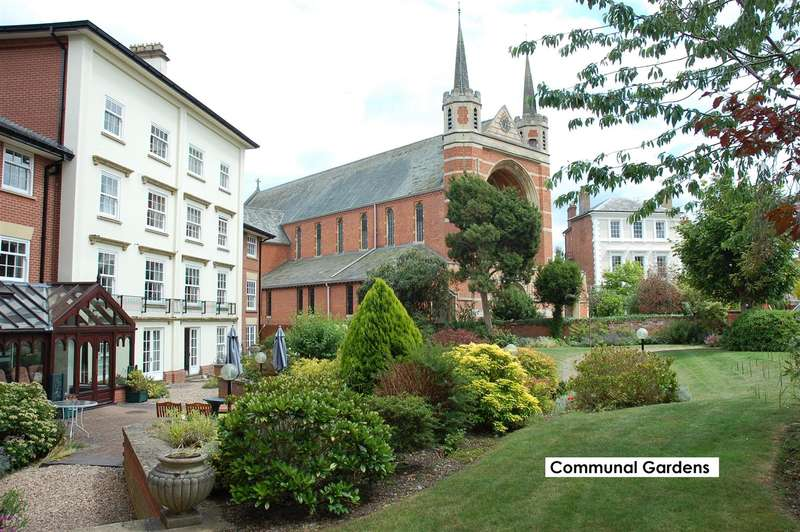 1 Bedroom Property for sale in Homenash House, Worcester