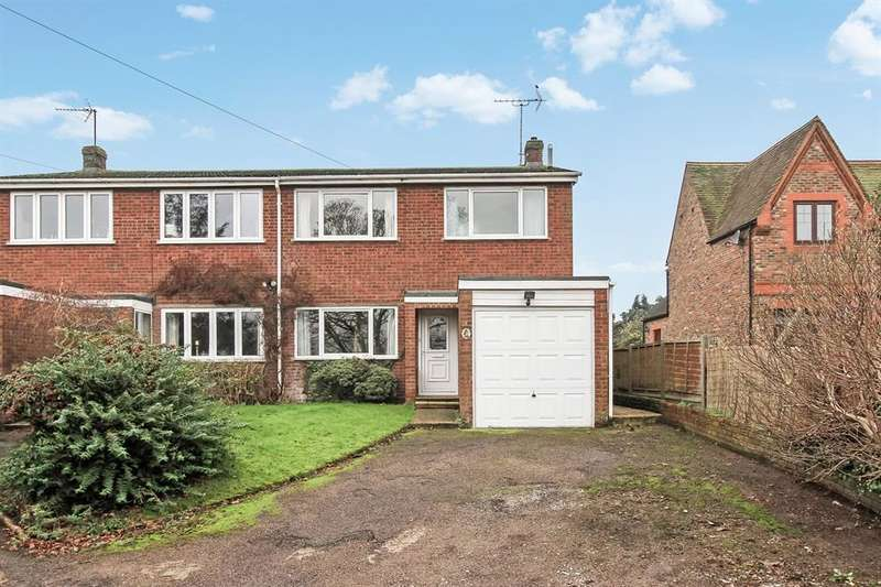3 Bedrooms Semi Detached House for sale in Main Road South, Dagnall, BERKHAMSTED, HP4