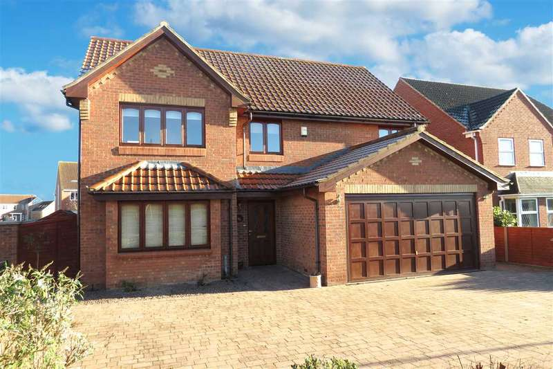 6 Bedrooms Detached House for sale in Priory Road, Ruskington