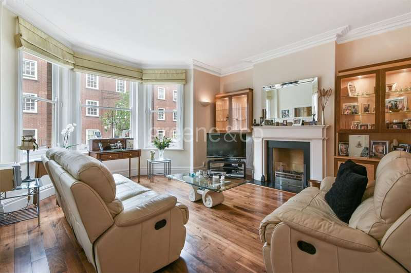 2 Bedrooms Flat for sale in Antrim Mansions, Antrim Road, Belsize Park, London, NW3