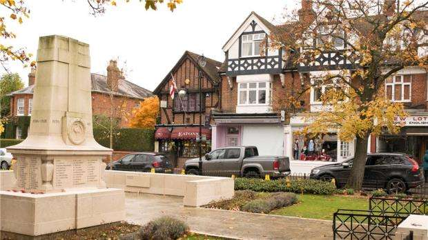 Retail Property (high Street) Commercial for sale in High Street, Cranleigh, Surrey
