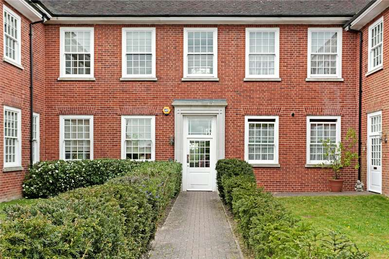 3 Bedrooms Mews House for sale in Leyfield Villa, Cayton Road, Netherne On The Hill, Coulsdon, CR5