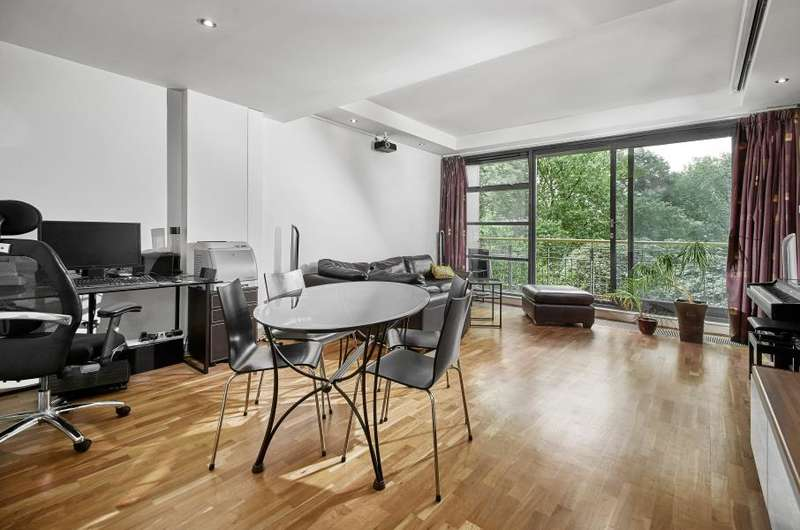 2 Bedrooms Apartment Flat for sale in Lexington Apartments, 40 City Road, London, EC1Y