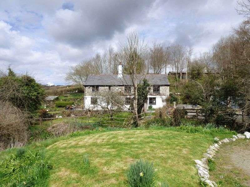 5 Bedrooms Detached House for sale in Sydenham Damerel, Tavistock