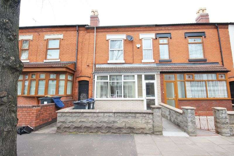 4 Bedrooms Terraced House for sale in Somerville Road, Birmingham