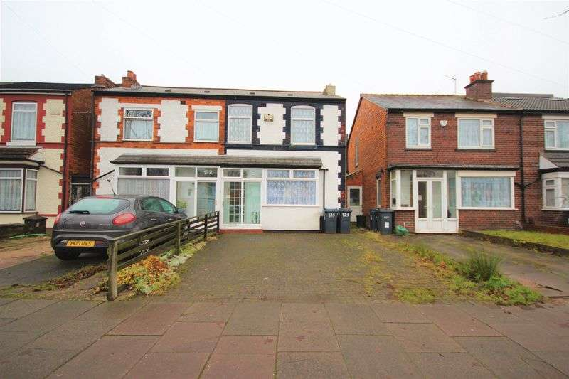 3 Bedrooms Semi Detached House for sale in Clements Road, Birmingham