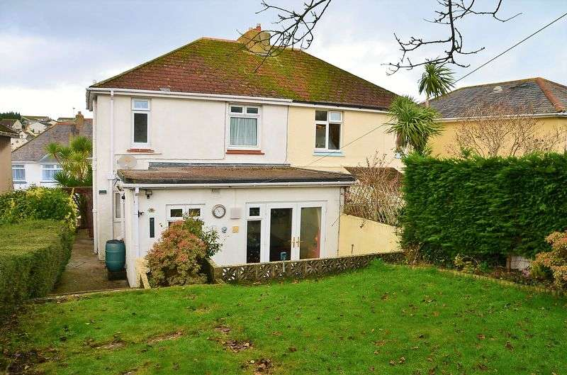 3 Bedrooms Semi Detached House for sale in PENN LANE BRIXHAM
