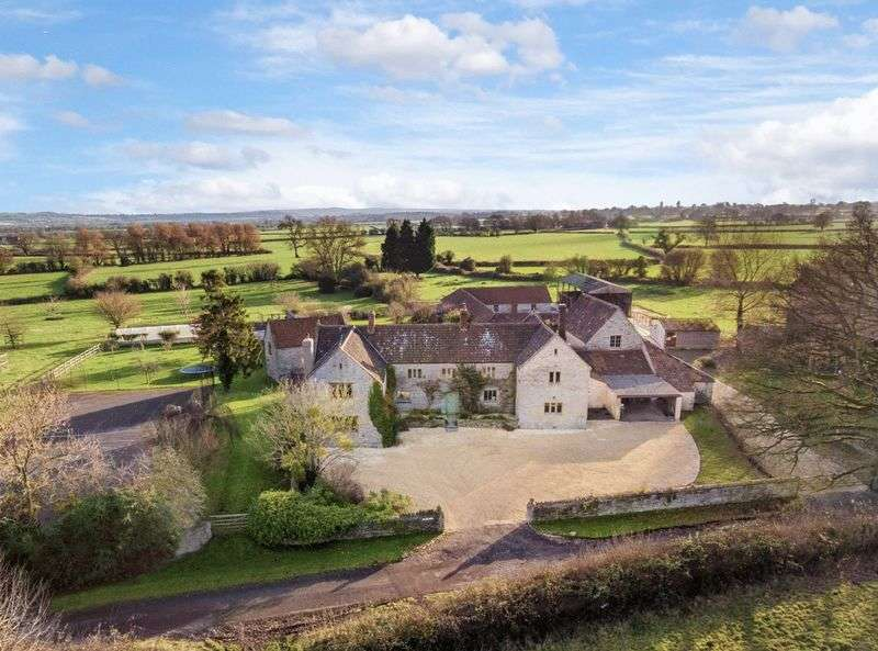 6 Bedrooms Detached House for sale in Between Castle Cary & Glastonbury