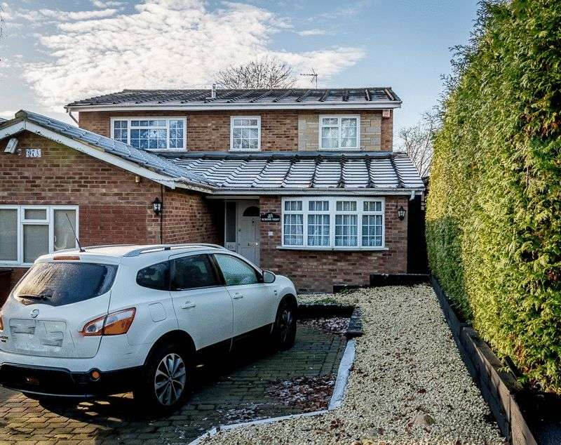 5 Bedrooms Detached House for sale in Cowley Hill, Borehamwood, WD6
