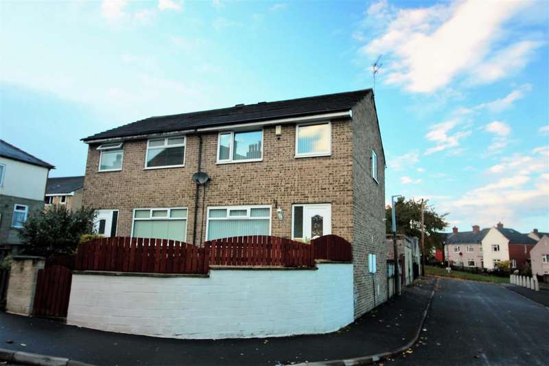 3 Bedrooms Semi Detached House for sale in Wheatley Lane, Lee Mount, Halifax