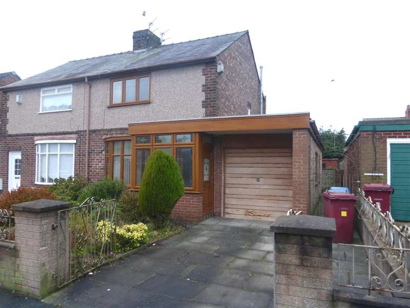 2 Bedrooms Semi Detached House for sale in Hawthorn Road, Prescot