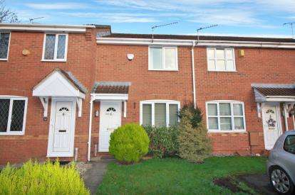 2 Bedrooms Terraced House for sale in Ripon Court, Downend, Bristol