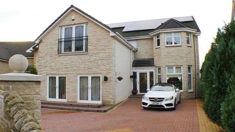 6 Bedrooms Detached House for sale in Snead View, Motherwell